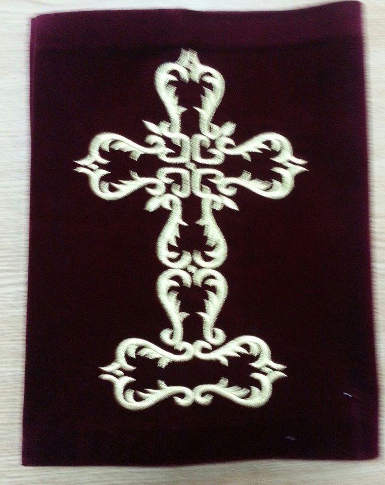 Coperta Sfanta Evanghelie Cat 001 M1