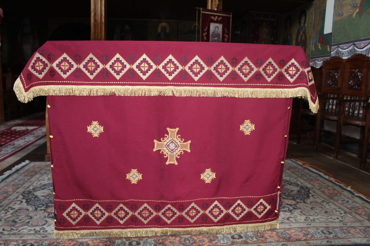 Acoperaminte Sf. Biserica Brodate  Cat2020 M24
