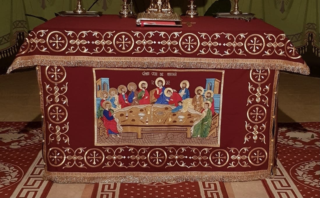 Acoperaminte Sf. Biserica Brodate  Cat2021 M26