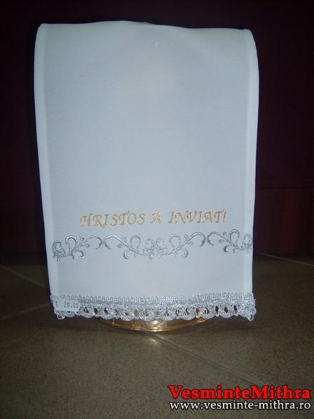 Ornament lumanare preot pt Sfintele Pasti Cat 001 O1